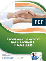 Programa de Apoyo Para Pacientes y Familiares