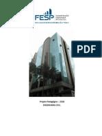 Projeto pedagógico FESP Faculdade de Engenharia SP