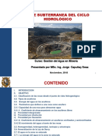 Clase 06 Hidrogeologia-nov18
