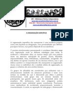 CUBERO, Jaime. Organizacao especifista - BPI.pdf