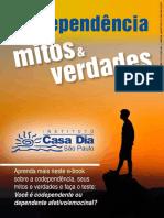 E-book Codependencia Mitos Verdades Definitivo