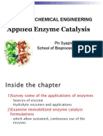Applied Enzyme Catalysts