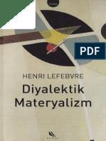 Henri Lefebvre - Diyalektik Materyalizm