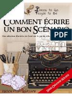 eBook PTGPTB 8-Comment Ecrire Un Bon Scenario