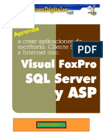 Visual Foxpro sql server y asp