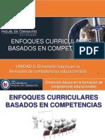 Unidad 2 Dimensión Básica en La Formación de Competencias Educacionales