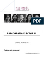 Radiografia Electoral