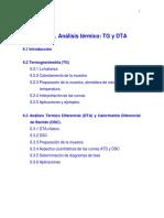 analisis termico