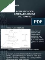 4. Representacion Grafica Del Relieve Del Terreno