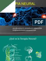 Present Ac i on Tera Pia Neural