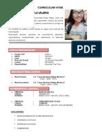 CV-SHEY - Para Combinar