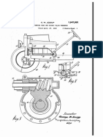 Patent - Steering Hydraulic System