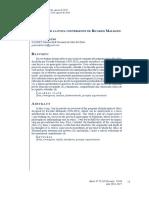 2015_Revista Boletín de Filosofía (La Constitución de Lo Humano a Través de La Razón y La Pasión. La Filosofía Práctica de R. Maliandi)