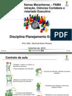 Planejamento Estratégico Revisão 2010_2