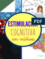Estimulación cognitiva en niños. Módulo 1