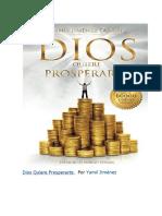 Dios Quiere Prosperarte - Word