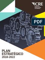 Plan Estrategico CRE 2019