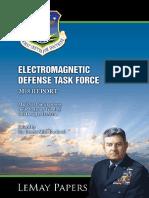 Electromagnetic Defense 2018 Report