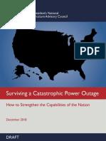 NIAC Catastrophic Power Outage Study