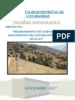 INFORME TOPOGRÁFICO SANEAMIENTO.docx