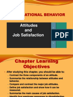 Ch 03 Attitudes and Job Satisfaction (Stephen Robbins)