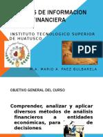 1.- Introduccion a Las Finanzas