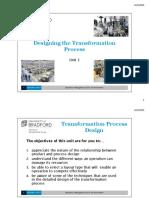 L3 - Transformation Process