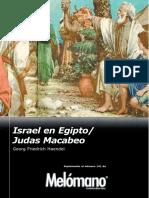 141. G. F. Haendel - Israel en Egipto — Judas Macabeo
