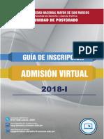 Guia Admision 2018 1