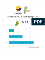 Resultados Calculadora Huella Ecológica 2