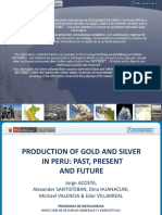 Production of Gold and Silver in Peru_ Past, Present and Future