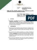 Propuesta de Lquidacion Expediente de Elva Aquino Vasques