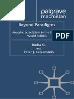 Beyond Paradigms