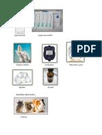 materiales sesion diureticos