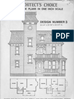 Architects Choise Design Number 3 Dollhouse