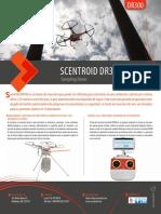 Drone Para Monitoreo Calidad Del Aire