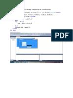 Programa de Vectores Para Calcular Calificacion de 5 Calificacion