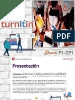 Manual de Turnitin 2018