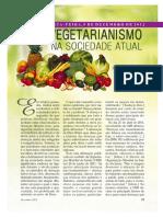 Vegetarianismo Na Sociedade Atual