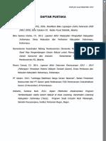 Profil & Strategi Pengembangan Usaha Garam Rakyat Di Jawa Barat (Daftar Pustaka)