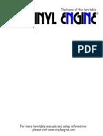 Jvc High Fidelity Turntables Catalog