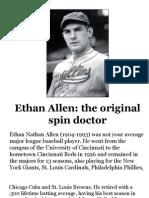 Major-smolinski | Ethan Allen