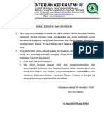 Pernyataan Surveior Di Halmahera