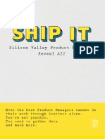 Ship It Silicon Valley Product Managers Reveal All Book v1