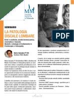 Ernie Patologia Discale Giugno