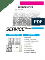 Samsung Refrigerador Inverter RT53 RT50 RT46 RT43