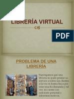 proyecto librería virtual informática FIEE-UNI