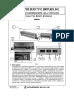 Photoelectric Effect App
