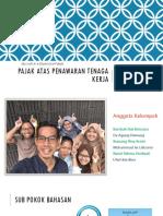Presentasi - Pajak Atas Penawaran Tenaga Kerja