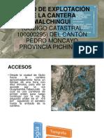 Presentacion Malchingui